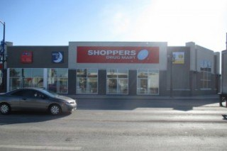 Shoppers Drug Mart Cromdale - Base Building and Tenant Improvement electrical for retail store